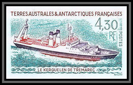 89986d/ Terres Australes Taaf N°191 Le Kerguelen Trémarec Bateau Ship  Non Dentelé Imperf ** MNH - Sin Dentar, Pruebas De Impresión Y Variedades