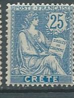 Crête  -  Yvert N° 9 **   -   Ad 41602 - Unused Stamps