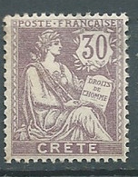 Crête  -  Yvert N° 10 **   -   Ad 41604 - Unused Stamps