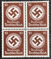 Minr D 137 - Unused Stamps