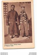 CPA Missions De Scheut Mariage Mongol - L'heureux Couple - Mongolia