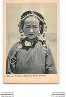 CPA Missions De Scheut Mongolie - Parure Féminine - Mongolia