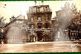 Carte Postale  - Caserne Des Pompiers Chaligny - Other