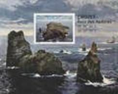 2021-01- TAAF- FSAT- Stamps Face Value Price  ILOT DES APOTRES     MNH** - Antarctische Fauna