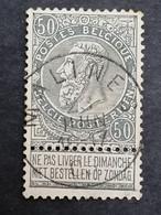COB N° 63 Oblitération Malines - 1893-1900 Thin Beard