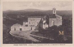 Massa Marittima - Chiesa Di S. Francesco E Seminario Vescovile - Other Cities