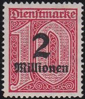 Deutsches Reich   .   Michiel  .  Dienst  97y    .   *    . Ungebraucht Mit Gummi Und Falz  . / .   Mint Hinged - Dienstpost