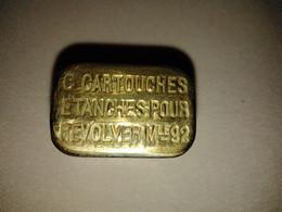 Boite étanche Pour 1892 - 1914-18