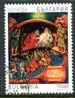 BULGARIA 2001 Christmas Used.  Michel 4532 - Gebraucht