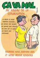 Humour Grivois Alexandre - Ca Va Mal Au Niveau De La Sexualisation - - Alexandre