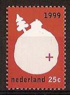 Nederland 1999 NVPH Nr 1808 Postfris/MNH Het Kwartje, Wereldbol Met Huis En Boom, Globe - Ungebraucht