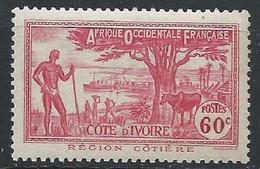 Côte D'Ivoire YT 172 Neuf Sans Charnière - XX - MNH - Nuevos