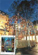 Carte Maximum YT 4533 Le Kiosque Des Noctambules Jean-Michel OTHONIEL 1er Jour 11 02 2011 TBE Paris (75) - 2010-...