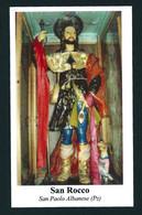 S. ROCCO - San Paolo Albanese - M - PR -  Mm. 68 X 113 - Religione & Esoterismo