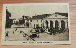 Vigevano Piazzale Stazione F.S. - Vigevano