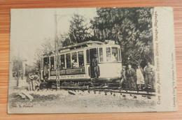 Tram Della Nuova Tramvia Elettrica Varese-Masnago - Tram
