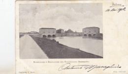 PADOVA / SCARICATORE E REGOLATORE DEL BACCHIGLIONE  1902 - Padova