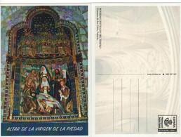 Tarjeta Prefranqueada 2019- PALENCIA - ALTAR DE LA VIRGEN DE LA PIEDAD - NUEVA - - 1931-....