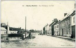 80 - Mailly  Maillet - Rue De Montigny - Vue Sud - Sin Clasificación