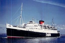 "Photo Bateau "" Cambria "" Built 1949 Belfast 1976 "" Altaif "" Saudi Arabia 1980 "" Al Taif "" Saudi Arabia - Schiffe"