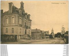 35 COMBOURG. La Mairie 1935 Edition Lohier Renault - Combourg