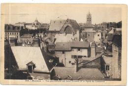 RENNES : VUE PANORAMIQUE SUR SAINT GERMAIN - Rennes