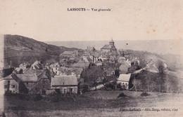 """LASSOUTS """" Vue Generale """"    N°7574 - Unclassified"""