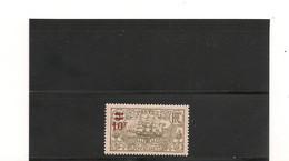 NOUVELLE CALÉDONIE 1924/27  N° Y/T : 137** - Ungebraucht