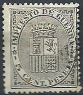 ESPAÑA 1874.-Mi:ES ZA1, Yt:ES IG1, Edi:ES 141 (0) - Oblitérés