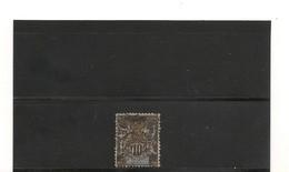 NOUVELLE CALÉDONIE 1903 N° Y/T : 72A °  Côte : 12,00 € - Gebraucht