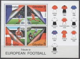 Tribute To European Football 2000 XXX - Gibraltar