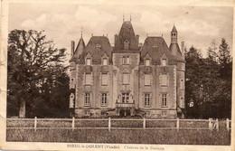 85. CPA. NIEUL LE DOLENT - Chateau De La Burcerie - Parc - - Andere Gemeenten