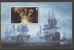 Amiral Nelson  2005 XXX - Gibraltar