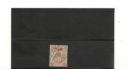 NOUVELLE CALÉDONIE 1903 N° Y/T : 73° - Gebraucht