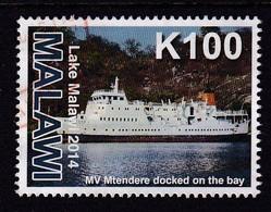 Malawi 2014, Ship MV Mtendere, Vfu - Malawi (1964-...)