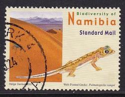 Namibia 2007, Gecko, Minr 1218 Vfu - Namibie (1990- ...)