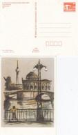 DPP 18/31 X. Kunstausstellung Der DDR - Arno Mohr -  Weidendammbrücke - Postales Privados - Nuevos
