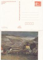DPP 18/44 X. Kunstausstellung Der DDR - Theodor Rosenhauer - Radebeul Im Winter Mit Wackerbarth-Kapelle - Postales Privados - Nuevos