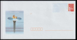 France Postal Stationary 2002 10 Years After Albertville Olympic Games In 1992 - Mint (LF10) - Winter 1992: Albertville