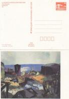 DPP 18/72 X. Kunstausstellung Der DDR - Rainer Zille -  Bodden - Postales Privados - Nuevos