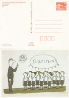 DPP 19/7  X. Kunstausstellung Der DDR - Manfred Bofinger - Ohne Titel - Postales Privados - Nuevos