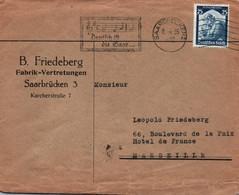 568 EF Saarbrücken - Covers & Documents