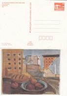 DPP 19/35  X. Kunstausstellung Der DDR - Rolf Lindemann - Berliner Fenster - Postales Privados - Nuevos