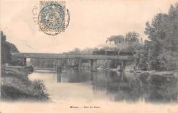 MERIEL - Vue Du Pont - Meriel