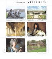 France Vignettes - Chateau De VERSAILLES - Neuf ** Sans Charnière - TB - Blocchi & Foglietti