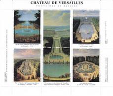 France Vignettes - Chateau De VERSAILLES - Neuf ** Sans Charnière - TB - Blocks Und Markenheftchen