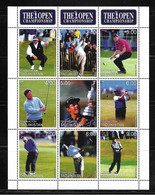 TADJIKISTAN 1999 (émission Privée) GOLF YVERT N° NEUF MNH** - Golf