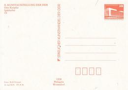 DPP 18/21 X. Kunstausstellung Der DDR - Otto Knöpfer - Herbstbild - Postales Privados - Nuevos