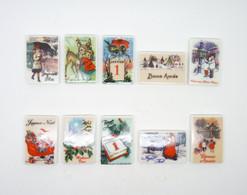 Serie Complete De 10 Feves Une Carte Un Souhait 2021 - Other