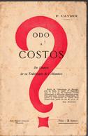 (aviation) Odo à Costos (  Ode à Costes)   (bilingue Français-gascon De Montauban) (M1439) - AeroAirplanes